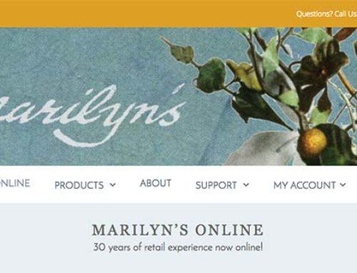 Shop Marilyn's